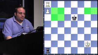 Technical King & Pawn, Rook & Pawn Endgames - GM Ben Finegold - 2015.06.02