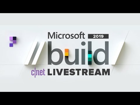 Microsoft Build 2019 Developers Conference Livestream