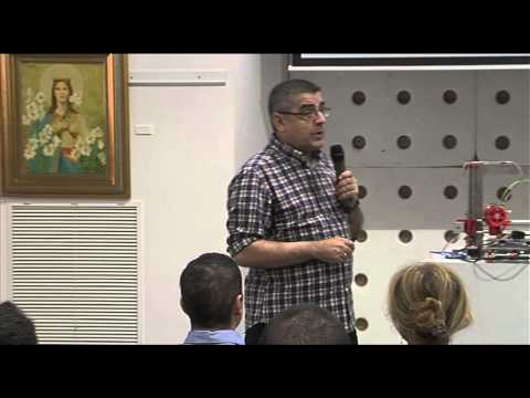 Posibilidades Industriales de la Impresión 3D por Santiago Ferrándiz, Profesor UPV