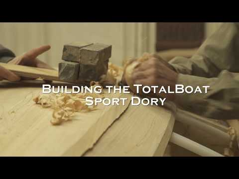 Building the TotalBoat Sport Dory: Episode 16 - The Bottom