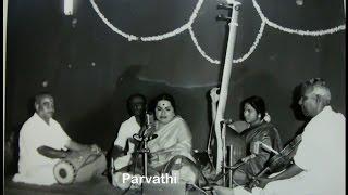 ML Vasanthakumari-Saranam_Bava_Karunamayi-Hamsavinodini