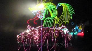 Six Flags Great Adventure - Glow in the Park Parade [2008]