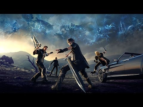 Final Fantasy 15 Playtrough Part 1 Blind Playthrough Interactive Livestreamer And Chatroom