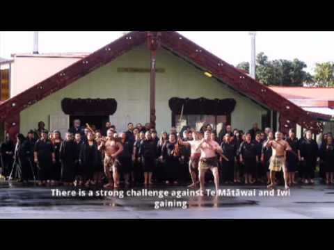 Tainui language guru calls for language revitalisation efforts to return to iwi