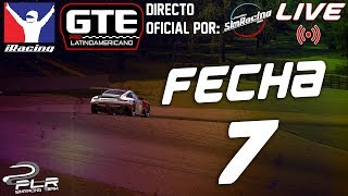 🔴 DIRECTO | iRacing | Fecha 7 Campeonato #LATISGTE @ Canadian Tire