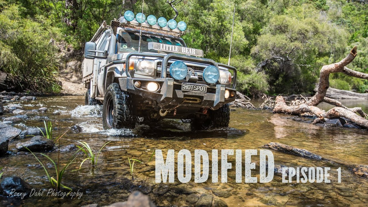 Modified 79 series Landcruiser single cab, Modified ...