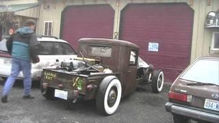 Buick Straight Eight Engine