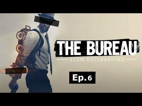 Jordan Plays Xcom the bureau ep. 6