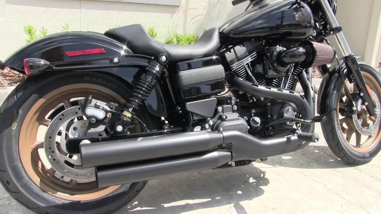 new 2016 harley davidson dyna low rider s 110 engine for sale youtube. Black Bedroom Furniture Sets. Home Design Ideas