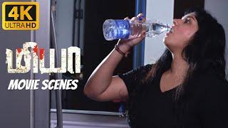 Miya Tamil Movie   Namitha haunted by Ghost &  Flashback Scene   Namitha, Veerender   Rajemon