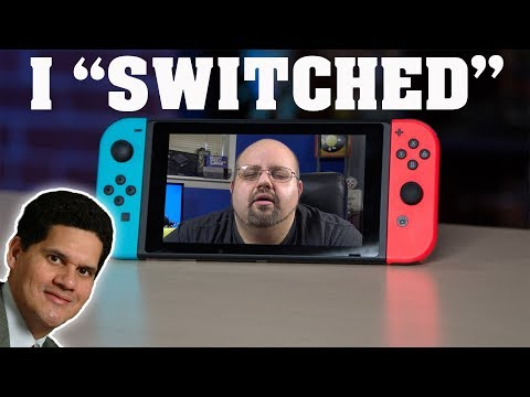 The Nintendo Switch May Be My Favorite Console Of All Time. Here's Why...