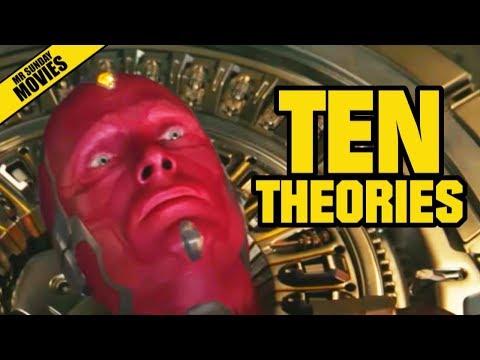 10 Avengers: Infinity War Theories