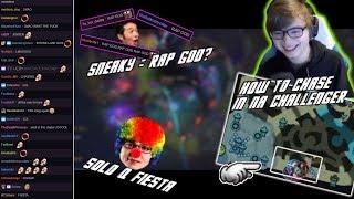 C9 Sneaky | Best Moments #9 - Rap God