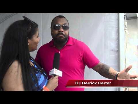 DJ Derrick Carter