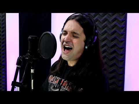 Pedro Campos - Shaman - Fairy Tale(Live Vocal Cover) Homenagem ao mestre Andre Matos