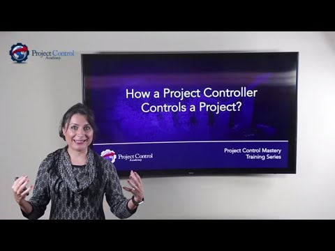 How a Project Controller Controls a Project? - YouTube