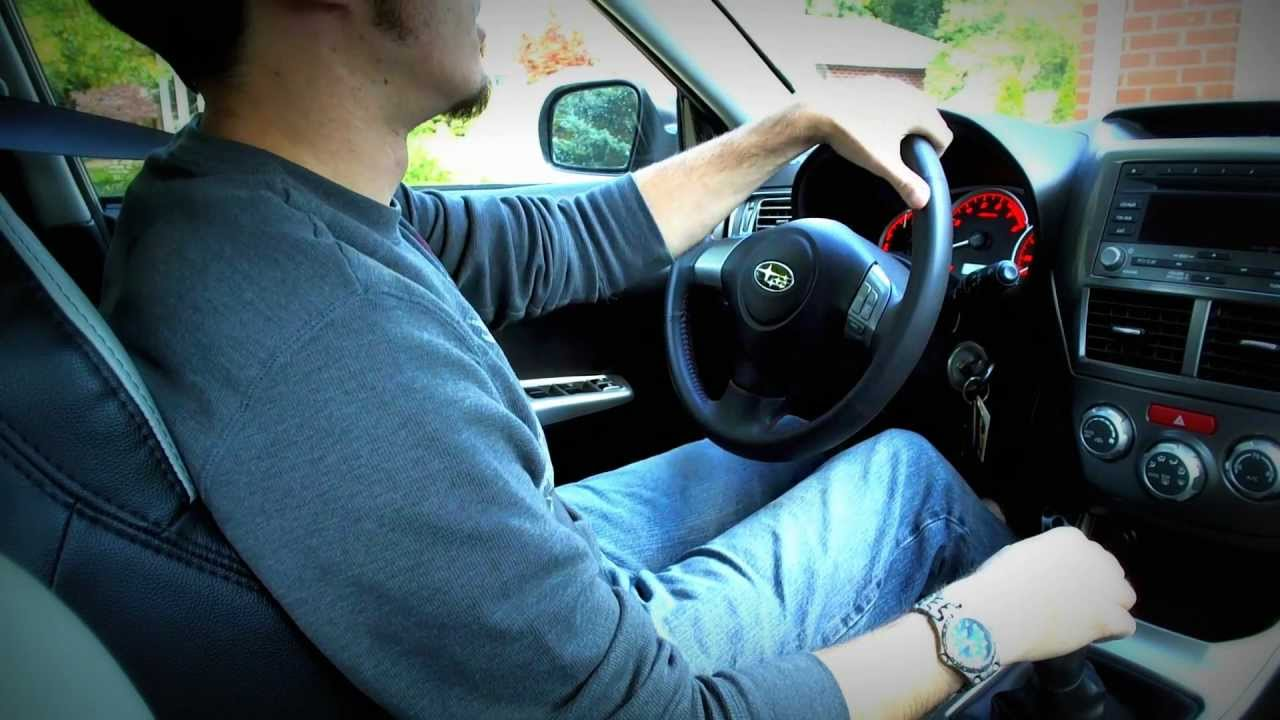 How to Drive a Manual Car : 13 Steps - Instructables