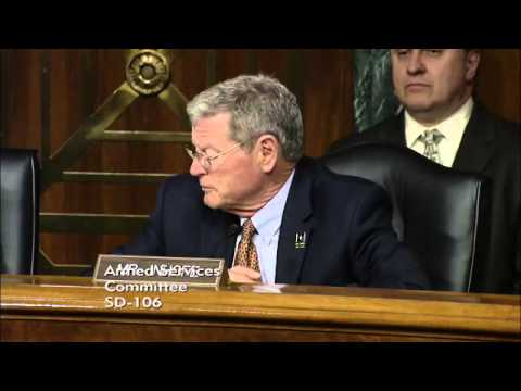May 16 Senate Hearing - The Law of Armed Conflict, the Use of Military Force, and the 2001 AUMF