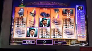 The Beverly Hillbillies bonus, slot machine.