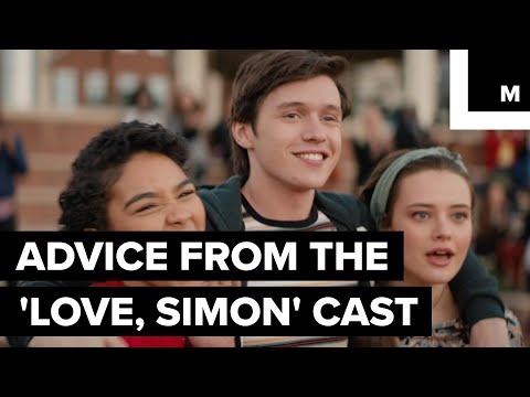 The Cast of 'Love, Simon' Talks Coming Out and Clapping Back at Bullies