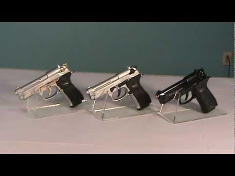 Special Ekol Firat Compact 9mm Blank Firing Gun.mpg - YouTube