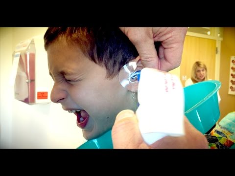HELP! There's Something Trapped In My Ear!   Dr. Paul