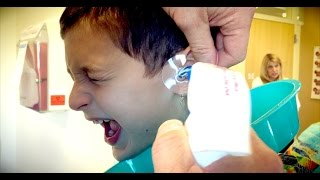 HELP! There's Something Trapped In My Ear! | Dr. Paul