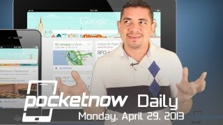 Galaxy Note III Hardware Leaks, Android 4.3 Spotted, Google Now Reaches iOS & More - Pocketnow Daily