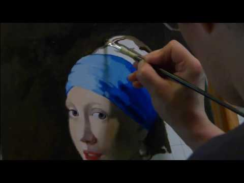 Girl with a pearl earring part2