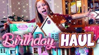 BIRTHDAY HAUL My Birthday Party and Birthday Presents!