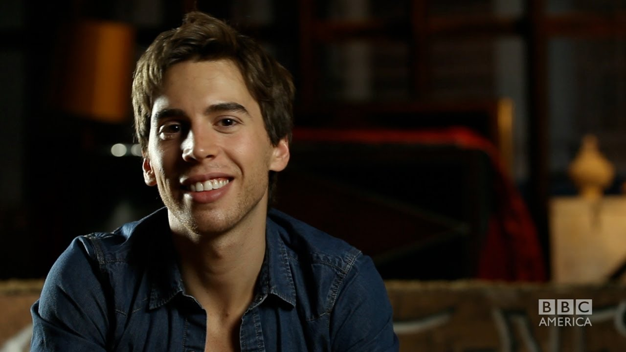 jordan gavaris partner