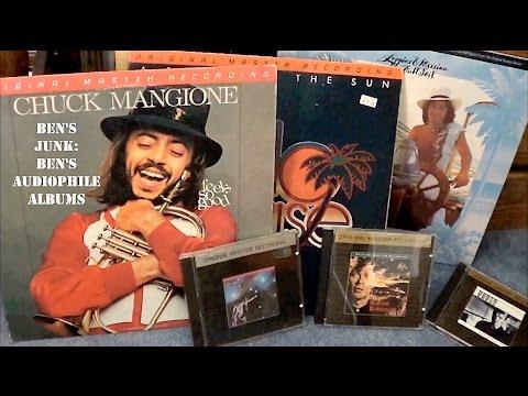 Oddity Archive: Episode 122.5 – Ben's Junk: Ben's Audiophile Albums