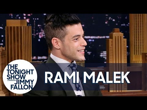 Rami Malek Served Doctors Lasagna off a Hospital Floor