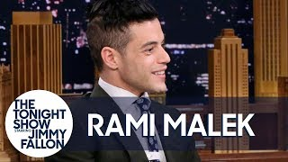 Video Rami Malek Served Doctors Lasagna off a Hospital Floor download MP3, 3GP, MP4, WEBM, AVI, FLV Agustus 2018