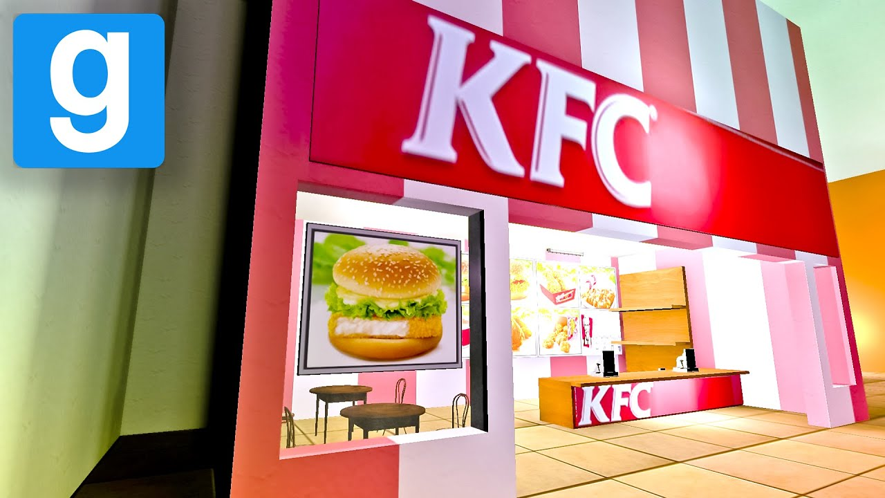 Garry's Mod - KFC MAP on dragon city map, burger king map, taste of country map, chili's map, taco johns map, shoprite map, eastpoint mall map, mcdonald's map, del taco map, best china map, krystal burger map, in-n-out burger map, yum brands map, casey's map, applebee's map, yesterday's map, delivery zone map, ocean's map, northwestern texas map, papa's map,