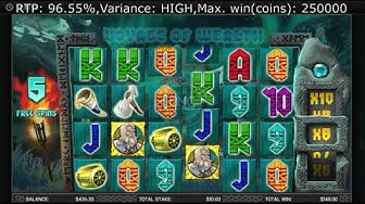 Viking Hoard slot by CORE Gaming