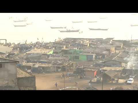 Ghana  - Jamestown, Accra