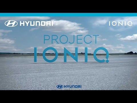[아이오닉(IONIQ)] Project IONIQ Vision