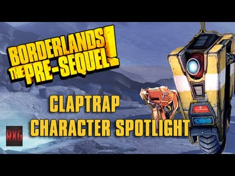 MMO Gamer: Borderlands The Pre-Sequel Character Introduction