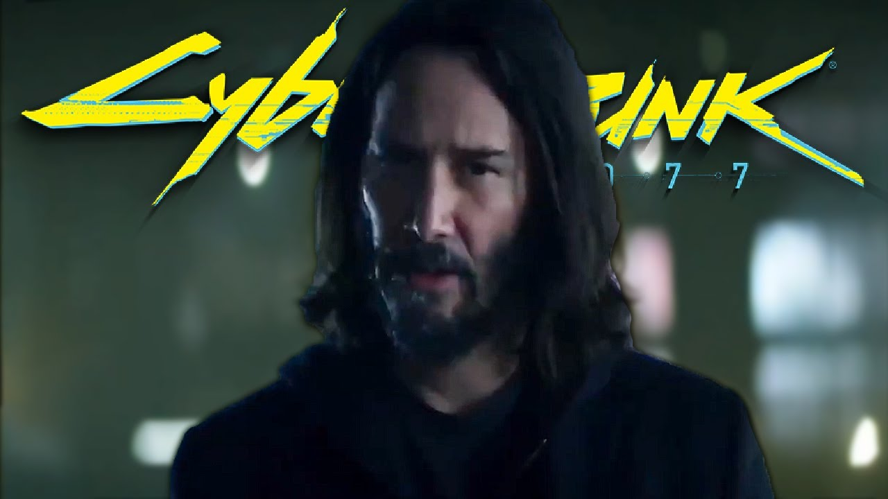 Cyberpunk 2077 - NEW 2020 TV Commercial with Keanu Reeves