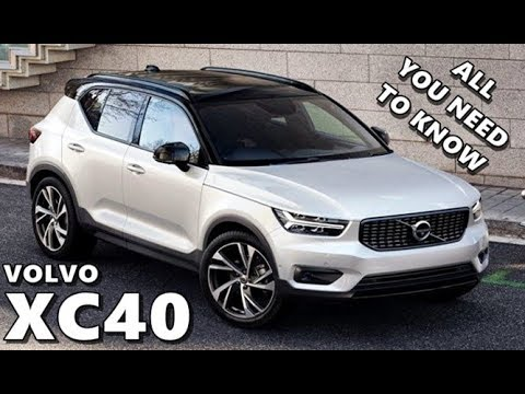 new volvo xc40 2018 all you need to know youtube. Black Bedroom Furniture Sets. Home Design Ideas