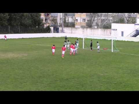 Sport Lisboa e Benfica x Sporting Clube de Portugal - 1ª parte