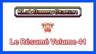 KLab Games Station : Le Résumé Volume 41