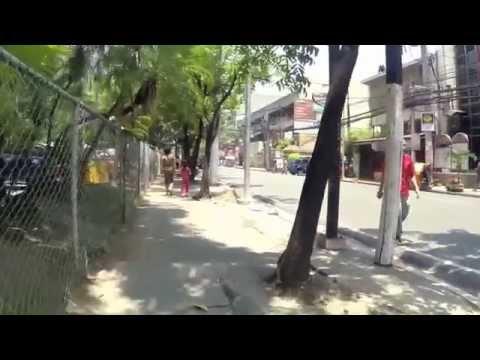 Walk in Manila Ermita
