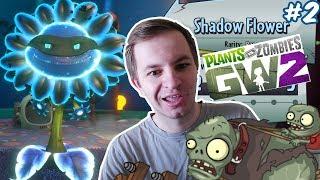 - РАСТЕНИЯ ПРОТИВ ЗОМБИ ТЕНЕВОЙ ЦВЕТОК Plants vs Zombies Garden Warfare 2