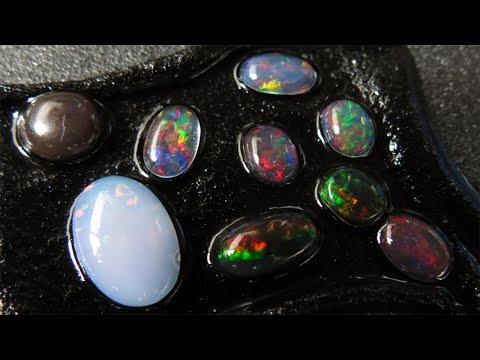 Black Opal Banten Asli