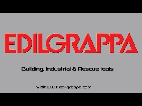 Building, Industry and Rescue tools by Edilgrappa