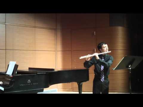 Martinů - Sonata for Flute and Piano