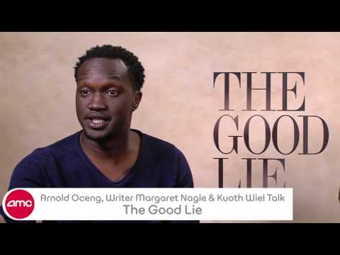 Arnold Oceng, Margaret Nagle and Kuoth Wiel Chat The Good Lie With AMC