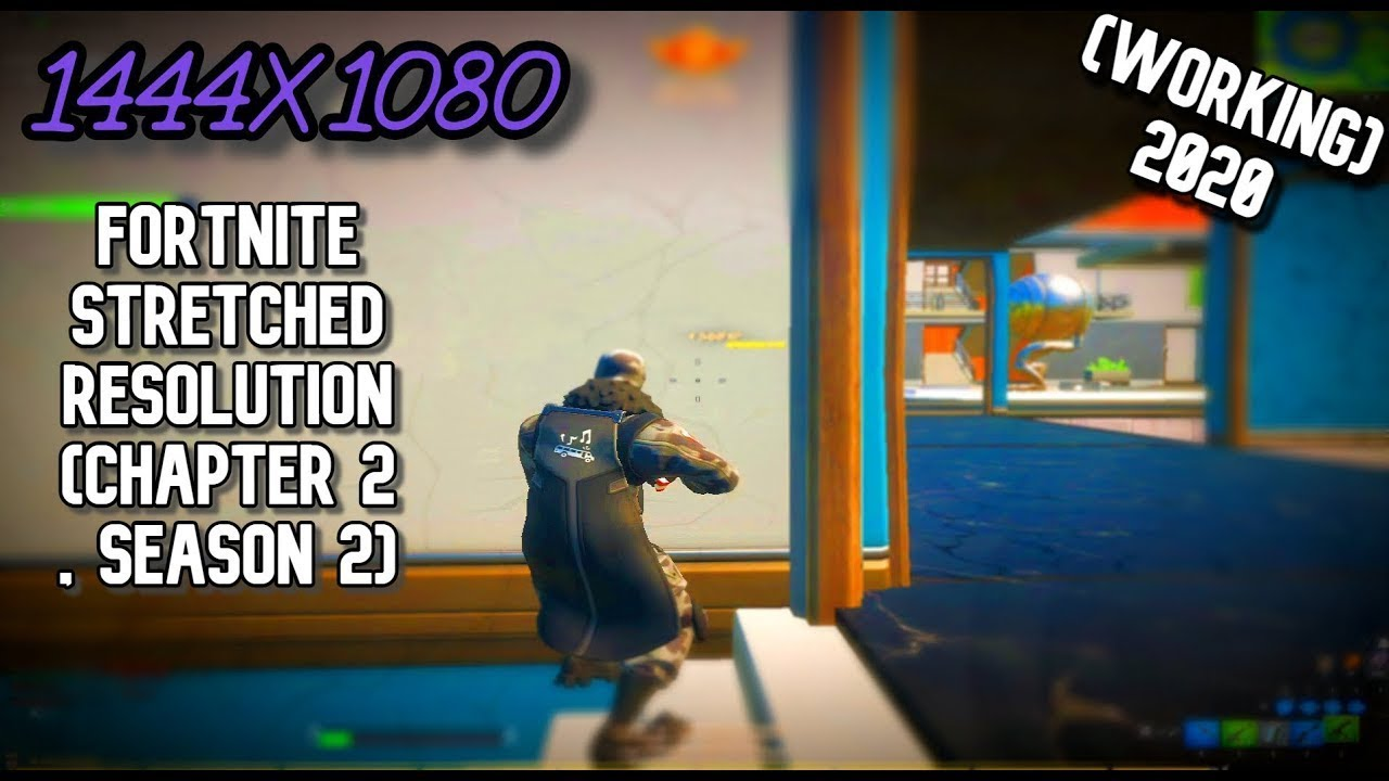 HOW TO GET THE *OG* STRETCHED RESOLUTION IN FORTNITE CHAPTER 2 SEASON 2
